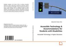 Capa do livro de Accessible Technology