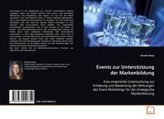 Copertina di Events zur Unterstützung der Markenbildung