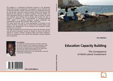 Education Capacity Building kitap kapağı