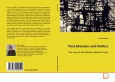 Copertina di Post-Marxism and Politics