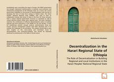 Decentralization in the Harari Regional State of Ethiopia的封面