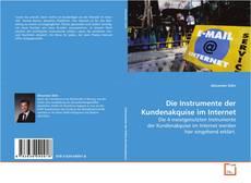Portada del libro de Die Instrumente der Kundenakquise im Internet