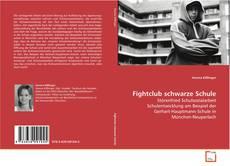Buchcover von Fightclub schwarze Schule