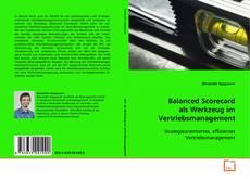 Borítókép a  Balanced Scorecard als Werkzeug im Vertriebsmanagement - hoz