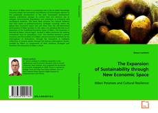 Bookcover of The Expansion of Sustainability through New Economic Space