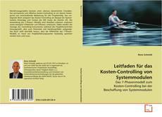 Portada del libro de Leitfaden für das Kosten-Controlling von Systemmodulen