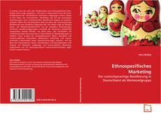Capa do livro de Ethnospezifisches Marketing