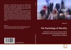 Copertina di The Psychology of Morality
