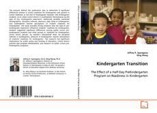 Обложка Kindergarten Transition