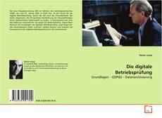 Buchcover von Die digitale Betriebsprüfung