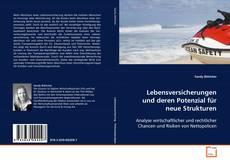 Buchcover von Lebensversicherungen und deren Potenzial für neue Strukturen