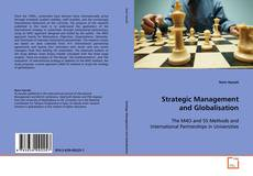 Buchcover von Strategic Management and Globalisation