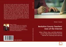 Capa do livro de Berkshire County Teachers' Uses of the Internet