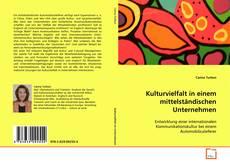 Borítókép a  Kulturvielfalt in einem mittelständischen Unternehmen - hoz