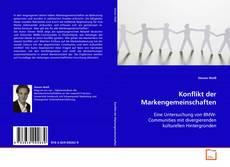 Portada del libro de Konflikt der Markengemeinschaften