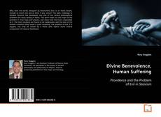 Bookcover of Divine Benevolence, Human Suffering