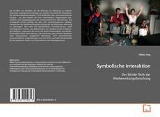 Capa do livro de Symbolische Interaktion