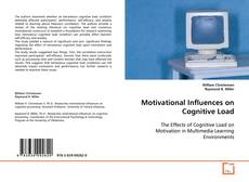 Bookcover of Motivational Influences on Cognitive Load