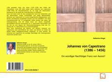 Johannes von Capestrano (1386 – 1456) kitap kapağı