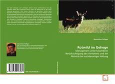 Обложка Rotwild im Gehege