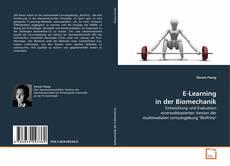 Bookcover of E-Learning in der Biomechanik