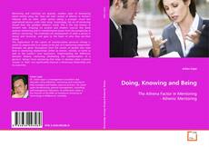 Doing, Knowing and Being kitap kapağı