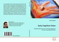 Copertina di Early Cognitive Vision
