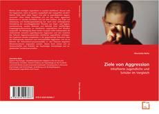 Bookcover of Ziele von Aggression