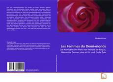 Bookcover of Les Femmes du Demimonde