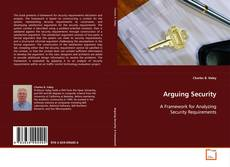 Bookcover of Arguing Security