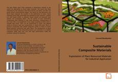 Sustainable Composite Materials的封面