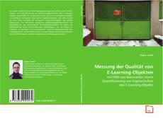 Borítókép a  Messung der Qualität von E-Learning-Objekten - hoz