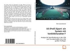 Buchcover von US-(Profi-)Sport- ein System mit Vorbildcharakter!?