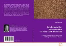 Spin Polarization Measurements of Rare Earth Thin Films的封面