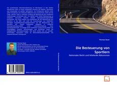 Bookcover of Die Besteuerung von Sportlern
