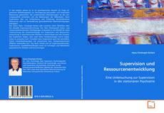 Bookcover of Supervision und Ressourcenentwicklung