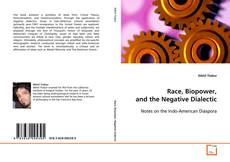 Bookcover of Race, Biopower, and the Negative Dialectic