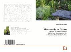 Borítókép a  Therapeutische Gärten - hoz
