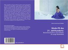 Portada del libro de Mode-PR des 21. Jahrhunderts: