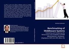 Capa do livro de Benchmarking of Middleware Systems