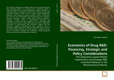 Bookcover of Economics of Drug Research and Development