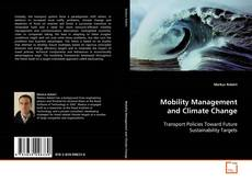 Bookcover of Mobility Management and Climate Change