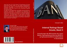 Buchcover von Internal Ratings-Based Ansatz, Basel II