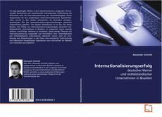 Bookcover of Internationalisierungserfolg