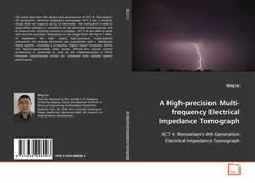 Capa do livro de A High-precision Multi-frequency Electrical Impedance Tomograph