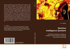 Couverture de Machine Intelligence Quotient