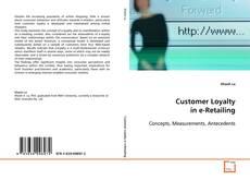Portada del libro de Customer Loyalty in e-Retailing