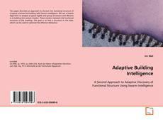 Adaptive Building Intelligence kitap kapağı