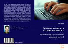 Bookcover of Personalmanagement in Zeiten des Web 2.0