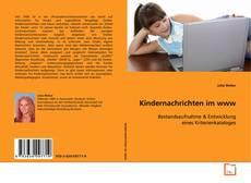 Couverture de Kindernachrichten im www